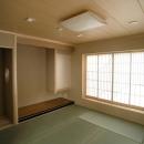 TM邸再生リフォームの写真 光が差し込む和室