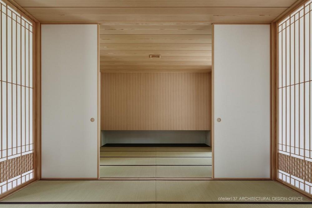 041軽井沢Mさんの家 (和室)