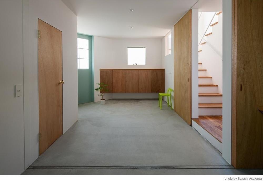 建築家:比護結子「サンチャノヤネ」