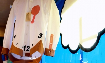 おもちゃ箱のようなカラフルに彩られた店舗リノベーション空間 (店内)
