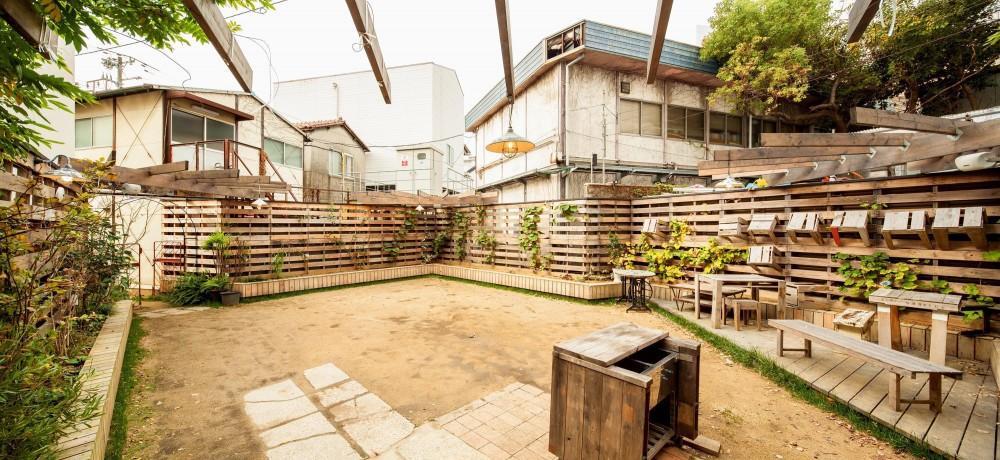 SALT VALLEY RENOVATION PROJECT (Garden)