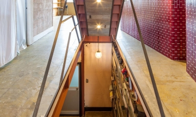 SALT VALLEY RENOVATION PROJECT (Stair)