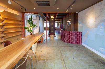 The Space (SALT VALLEY RENOVATION PROJECT)