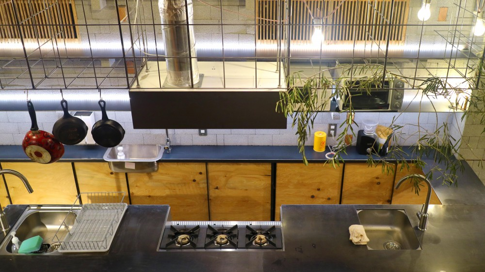 SV. Kitchen (The Ktichen)