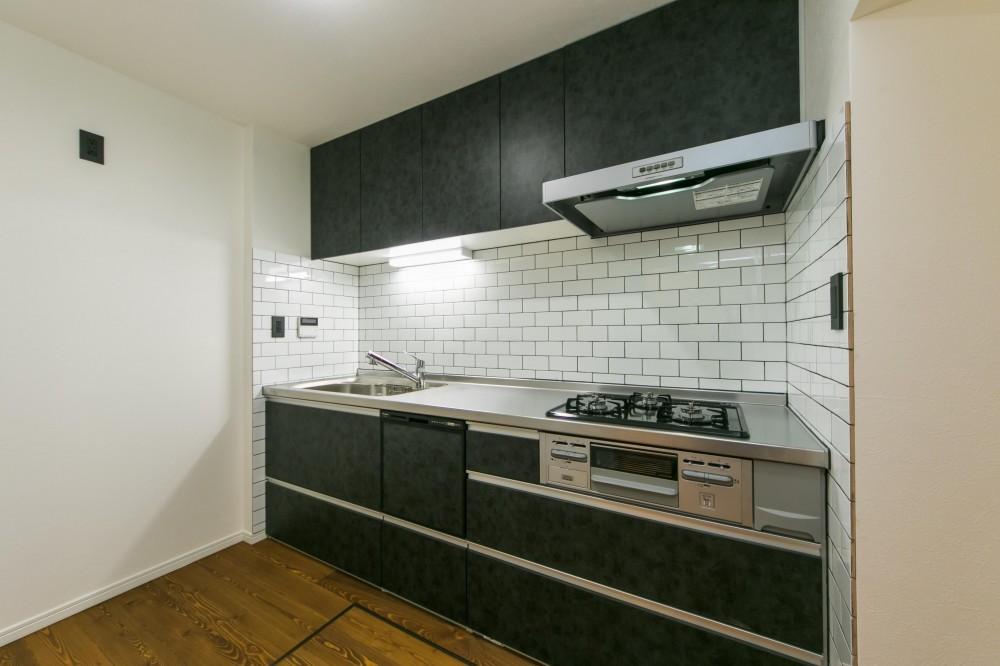 『NYブルックリン』 (キッチン)