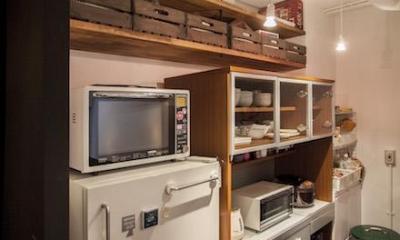 FIKA-「斬新すぎる」と方針転換、カフェ風に (キッチン)
