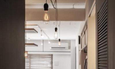 FIKA-「斬新すぎる」と方針転換、カフェ風に (照明)