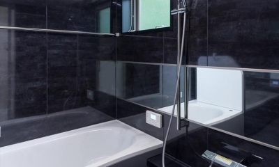 GOEN MUSUBIの家 (浴室)