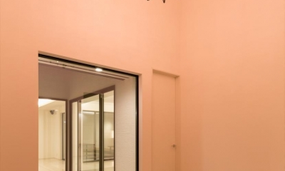 GOEN MUSUBIの家 (玄関ホール)