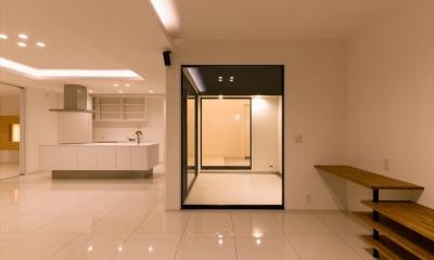 GOEN MUSUBIの家 (ダイニング・キッチン)