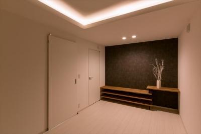 主寝室 (GOEN MUSUBIの家)