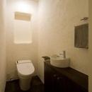 SWITCH -宝塚のマンションリンベーション-の写真 シンプルなトイレ