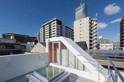 屋上 (阿倍野の家)