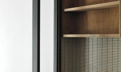 バリエブル・リノベーション (窓を設置したデザイン)