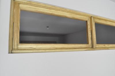 室内窓は和室へ光を届けてくれる (バリエブル・リノベーション)