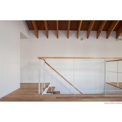 開放的な階段 (サンチャノマド)