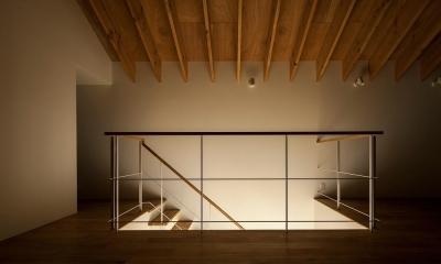 階段のあかり|サンチャノマド