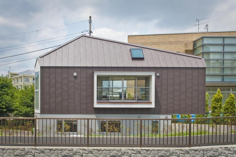堀ノ内の住宅 (南側外観)