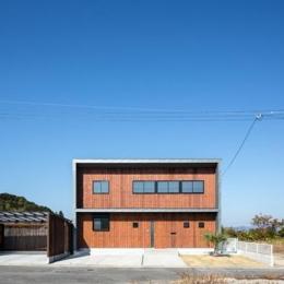 新庄のスキップハウス (田辺湾を眺望出来る住宅)