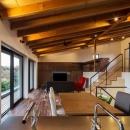 新庄のスキップハウスの写真 キッチンからの眺め