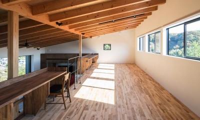 新庄のスキップハウス (広々とした子供部屋)
