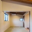 新庄のスキップハウスの写真 落ち着く寝室