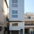 豊里のリノベーションの写真 4階建ての二世帯住宅リノベーション住宅