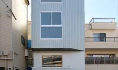 豊里のリノベーション (4階建ての二世帯住宅リノベーション住宅)