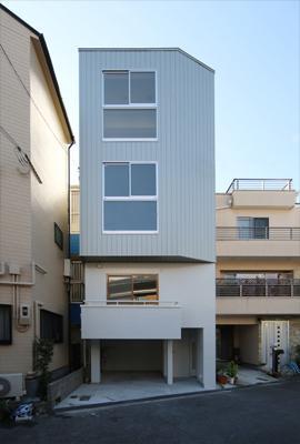 豊里のリノベーションの部屋 4階建ての二世帯住宅リノベーション住宅