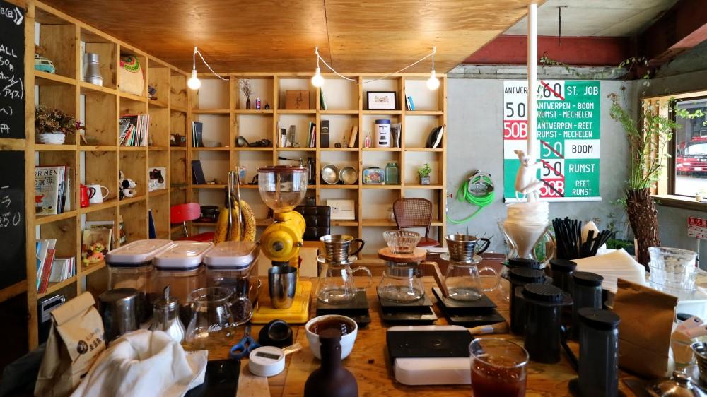 OSARU COFFEE (The Living Kitchen)