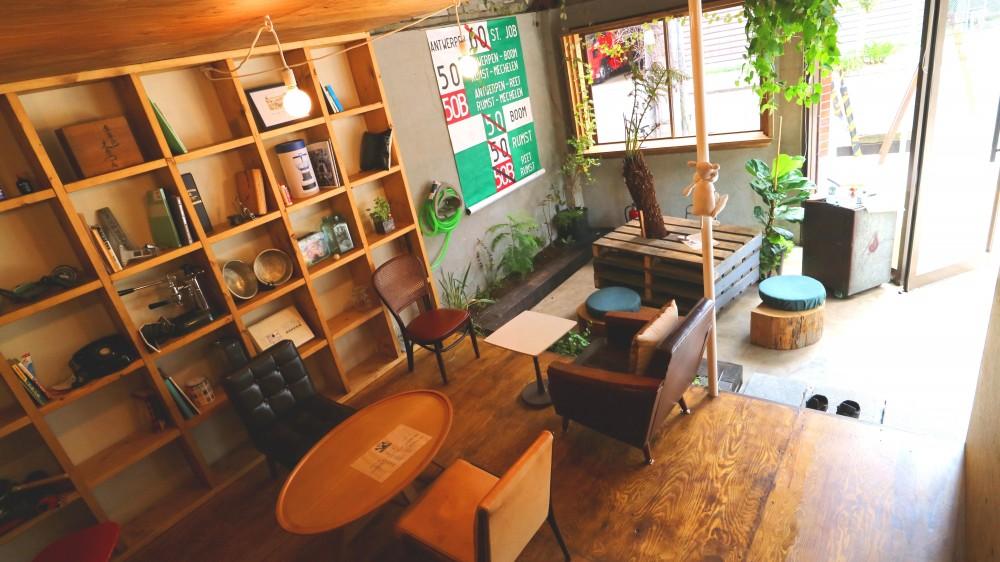 OSARU COFFEE (The Garden House)