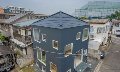 北烏山の住宅