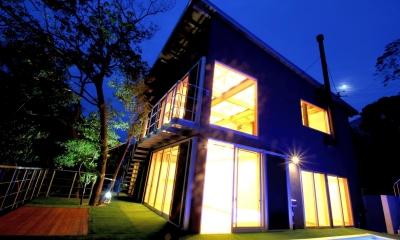 安心という贅沢を。自然エネルギーだけで生活できる家