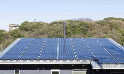 安心という贅沢を。自然エネルギーだけで生活できる家 (太陽光発電)