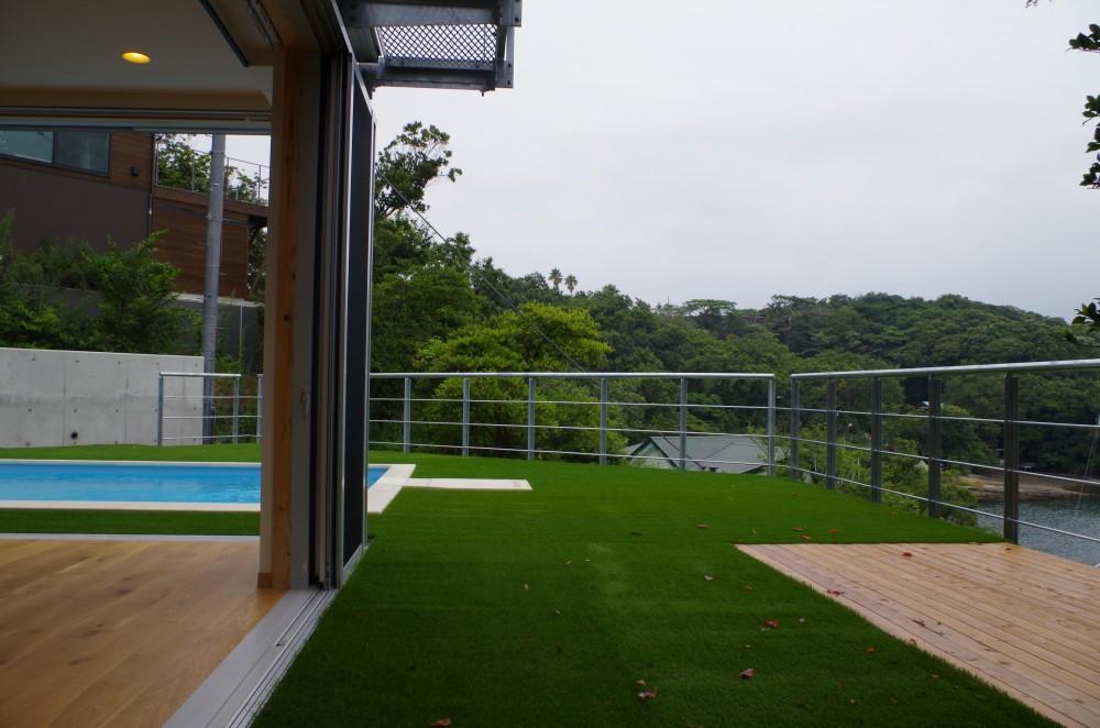 安心という贅沢を。自然エネルギーだけで生活できる家 (外と中との繋がり)