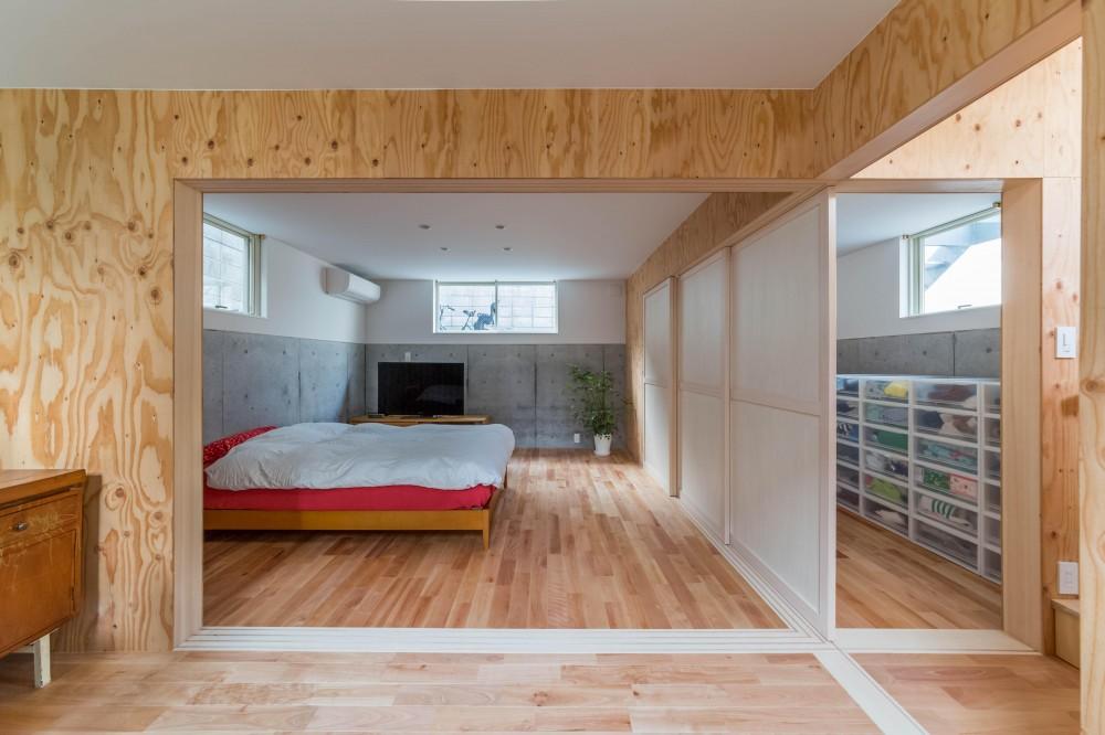 水石浩太/水石浩太建築設計室「北烏山の住宅」