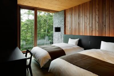 ベッドルーム (58A山荘)