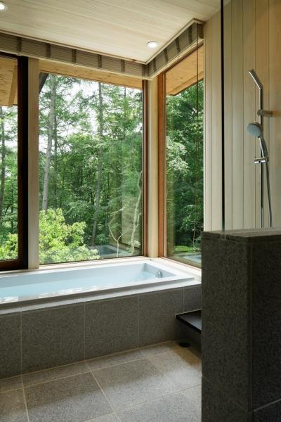 バスルーム (58A山荘)