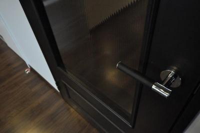 セパレートキッチンのある家 (ドア)