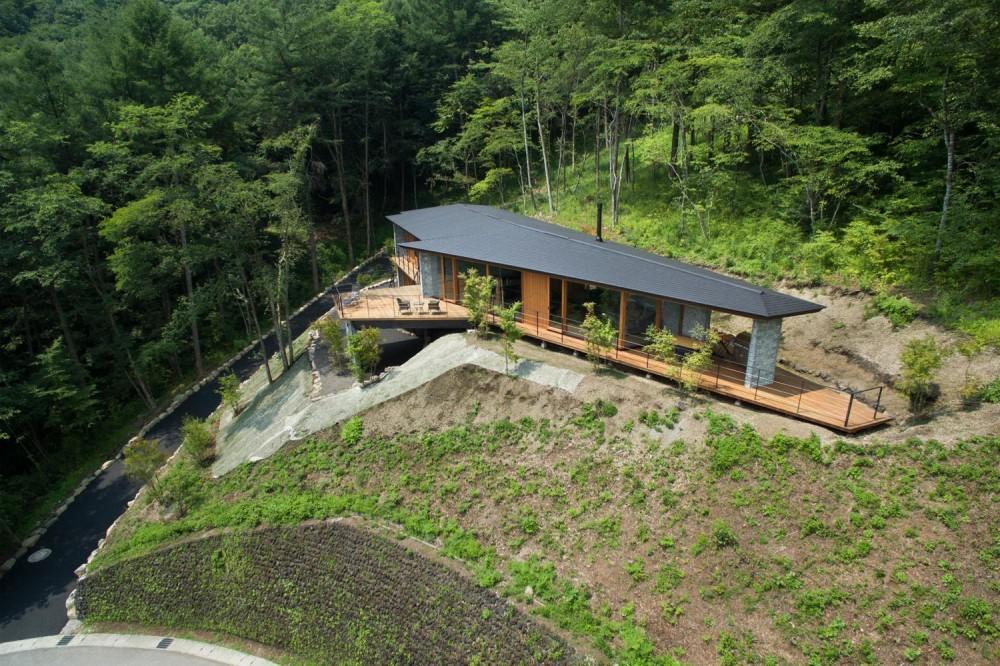 58A山荘 (外観)