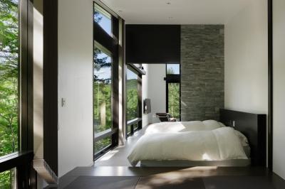 寝室 (IM山荘)