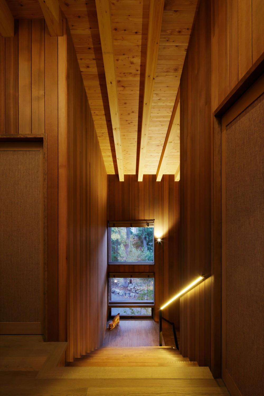 YK山荘 (廊下)