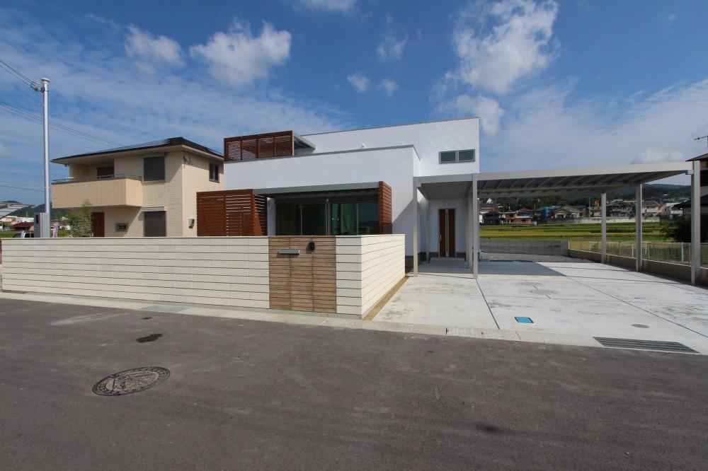 GARDEN HOUSE (外 観)