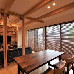 GARDEN HOUSE (ダイニング)