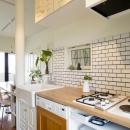 UEHARA APARTMENTの写真 キッチンとダイニング