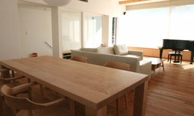 鎌倉T邸 -南北への眺望が得られる2階オープンLDK- (鎌倉T邸03)