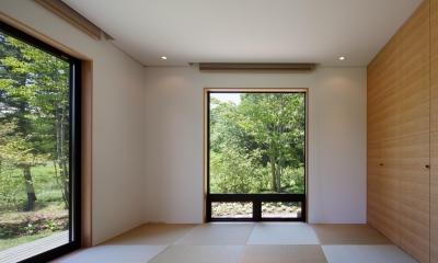 HS山荘 (和室)
