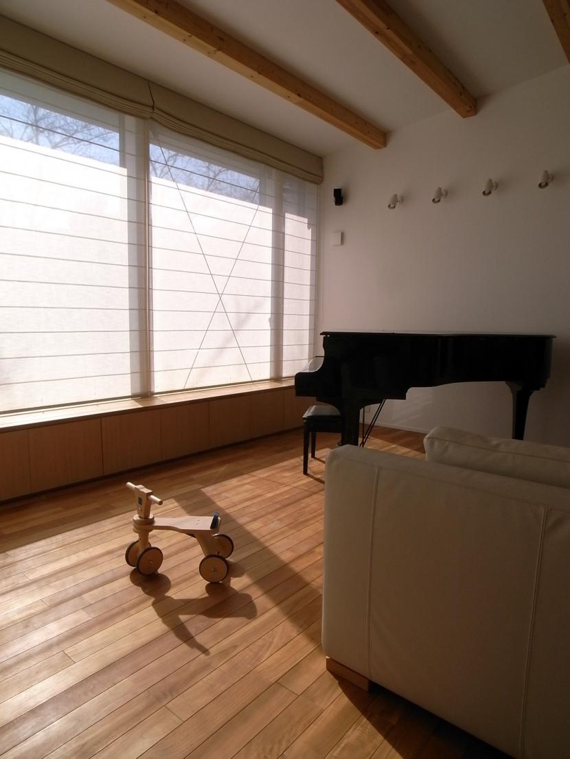 鎌倉T邸 -南北への眺望が得られる2階オープンLDK- (鎌倉T邸04)