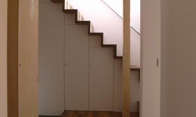 鎌倉T邸 -南北への眺望が得られる2階オープンLDK- (鎌倉T邸06)