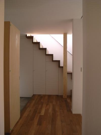 鎌倉T邸06 (鎌倉T邸 -南北への眺望が得られる2階オープンLDK-)